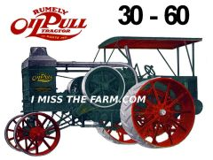 RUMELY 30-60 TEE SHIRT