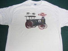 RUMELY 20-40 TEE SHIRT