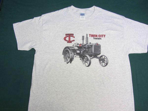 TWIN CITY TRACTORS tee shirt
