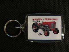 MASSEY FERGUSON 50 KEYCHAIN