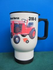 WHEEL HORSE 310-8 TRAVEL MUG