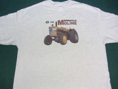 MINNEAPOLIS MOLINE G 706 TEE SHIRT