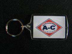 ALLIS CHALMERS DIAMOND LOGO KEYCHAIN