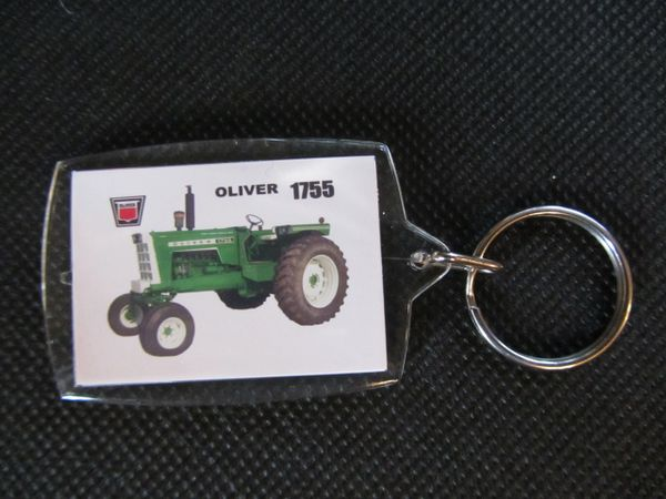 OLIVER 1755 (OPEN STATION) KEYCHAIN