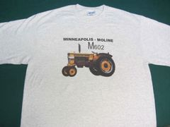 MINNEAPOLIS MOLINE M602 TEE SHIRT