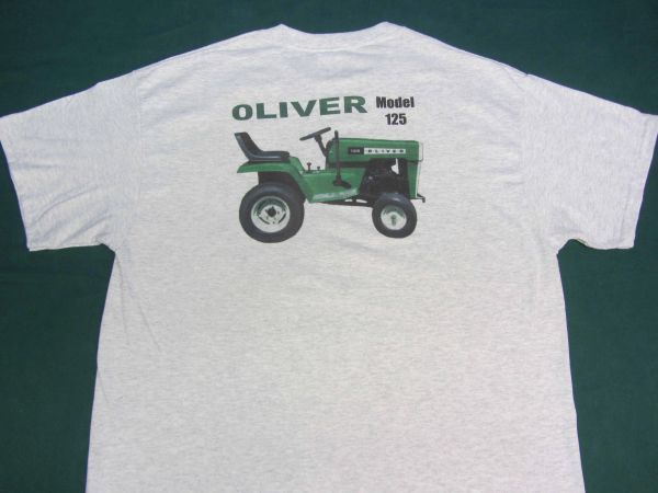 OLIVER 125 TEE SHIRT