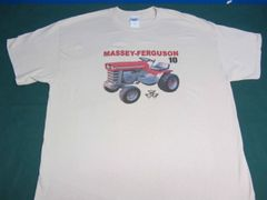 MASSEY FERGUSON 10 TEE SHIRT