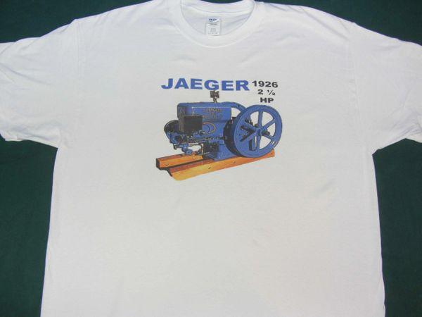 JAEGER 2 1/2 HP ENGINE TEE SHIRT