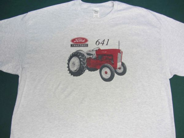 FORD 641 TEE SHIRT