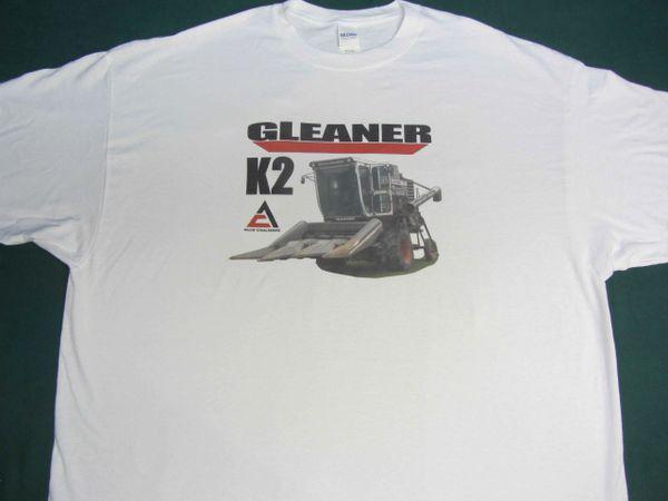 GLEANER K2 TEE SHIRT