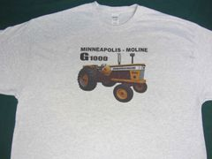 MINNEAPOLIS MOLINE G1000 TEE SHIRT