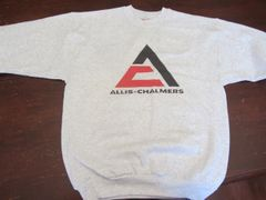 ALLIS CHALMERS TRIANGLE LOGO SWEATSHIRT