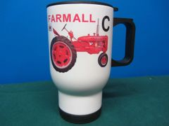 FARMALL C TRAVEL MUG
