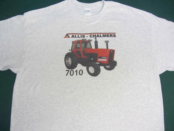 ALLIS CHALMERS 7010 TEE SHIRT
