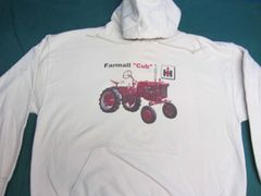 FARMALL CUB HOODED SWEATSHIRT