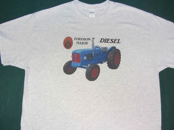 FORDSON MAJOR DIESEL TEE SHIRT