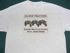 "OLIVER ""FRIENDS WON'T LET FRIENDS DRIVE JD"" TEE SHIRT"