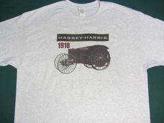 MASSEY HARRIS (1918) Tractor tee shirt