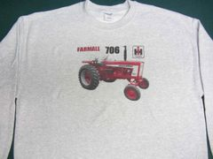 FARMALL/IH 706 SWEATSHIRT