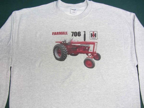 FARMALL 706 WF SWEATSHIRT