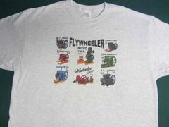 FLYWHEELER ENGINE TEE SHIRT