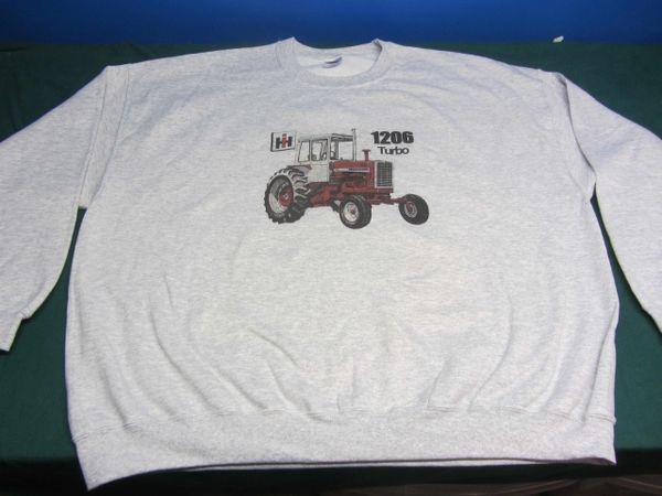 FARMALL/IH 1206 SWEATSHIRT