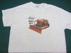 CLETRAC AG 6 tee shirt