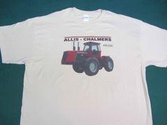 ALLIS CHALMERS 4W-305 TEE SHIRT