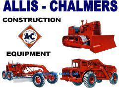 ALLIS CHALMERS CONSTRUCTION EQPT. COFFEE MUG