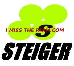 STEIGER LOGO SWEATSHIRT