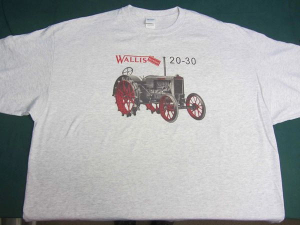 WALLIS 20-30 tee shirt