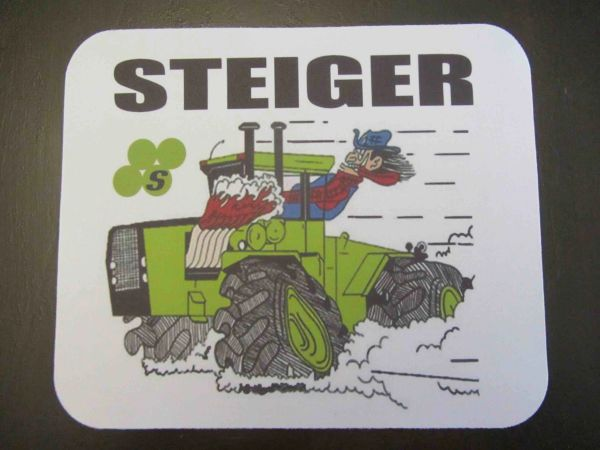 """STEIGER """"WILD STEIGER"""" MOUSEPAD"""