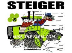 """STEIGER """"WILD STEIGER"""" SWEATSHIRT"""