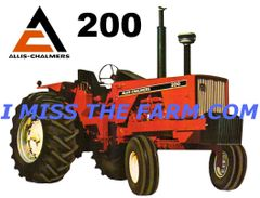 ALLIS CHALMERS 200 (OPEN STATION) COFFEE MUG
