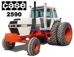 CASE 2590 MOUSEPAD