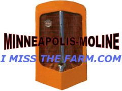 MINNEAPOLIS MOLINE GRILL COFFEE MUG