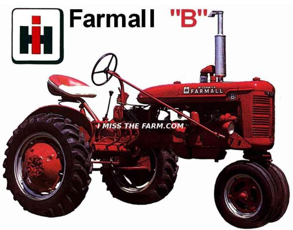 FARMALL B SWEATSHIRT