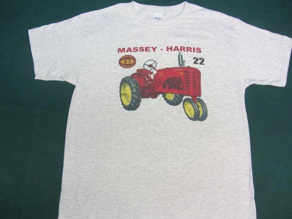 MASSEY HARRIS 22 NF TEE SHIRT
