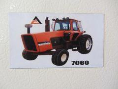 ALLIS CHALMERS 7060 Fridge/toolbox magnet