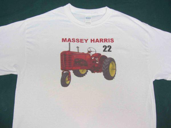 MASSEY HARRIS 22 SF TEE SHIRT