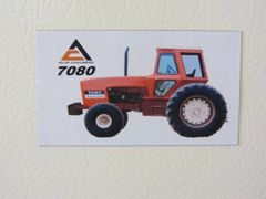 ALLIS CHALMERS 7080 Fridge/toolbox magnet