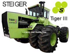 STEIGER TIGER III HOODED SWEATSHIRT
