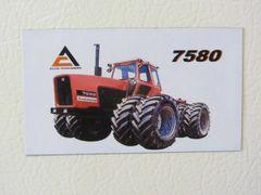 ALLIS CHALMERS 7580 Fridge/toolbox magnet