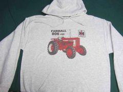 FARMALL 806 FWD HOODED SWEATSHIRT