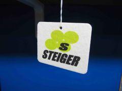 STEIGER LOGO AIR FRESHENER
