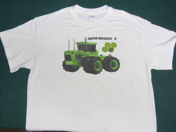STEIGER SUPER WILDCAT II TEE SHIRT