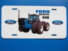 FORD VERSATILE 946 LICENSE PLATE