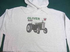 OLIVER 550 (image #2) HOODED SWEATSHIRT