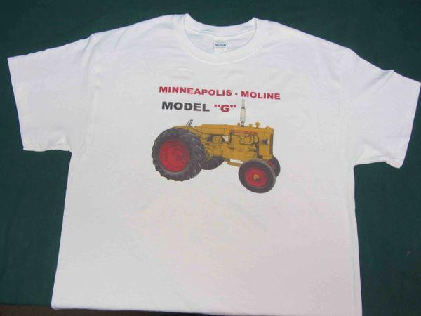 MINNEAPOLIS MOLINE G TEE SHIRT
