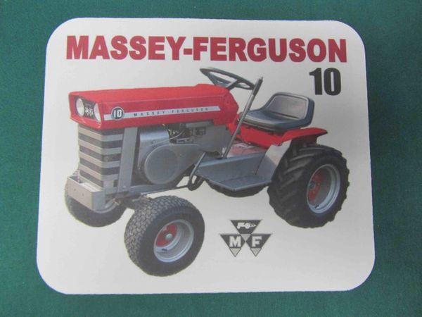 MASSEY FERGUSON 10 MOUSEPAD